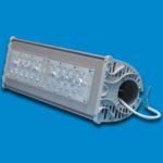 Светодиодный светильник Стандарт ССУ 100 Линза консоль